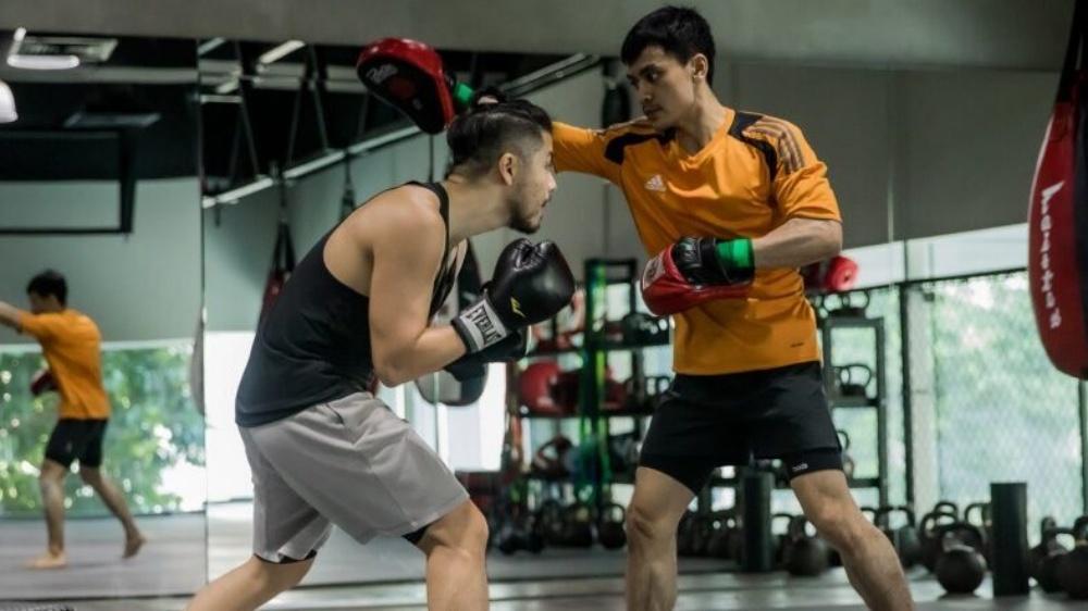 boxing head movement