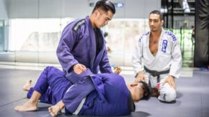 3 Ways To Escape From The Mount Position In BJJ