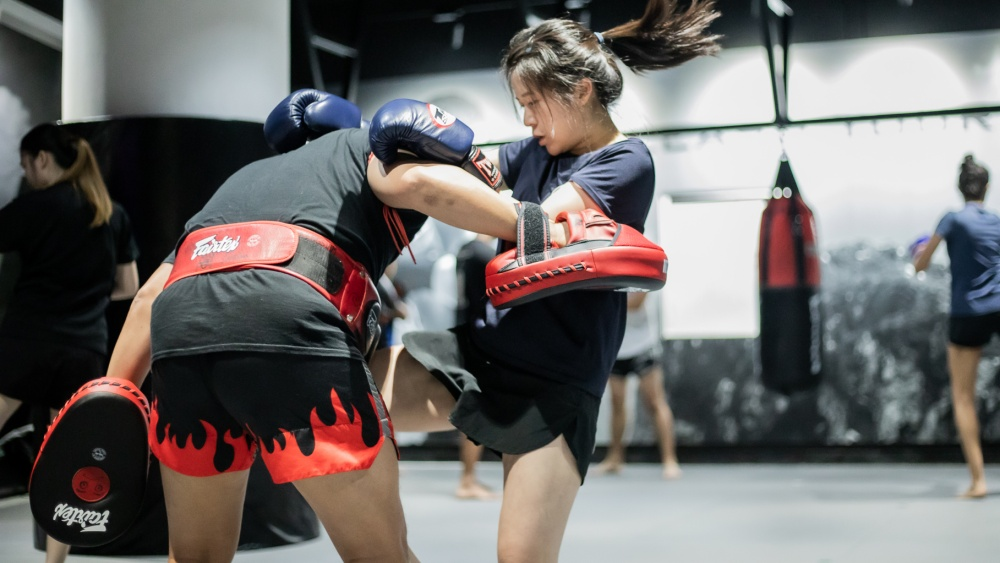 Why Muay Thai Is More Than A Weight Loss Tool