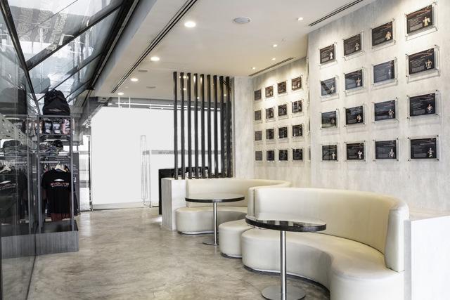 Evolve Orchard Central Member Lounge