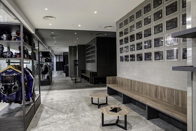 Evolve Clarke Quay Central Reception_Member Lounge