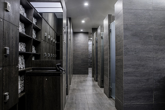 Evolve Orchard Central Male Lockers