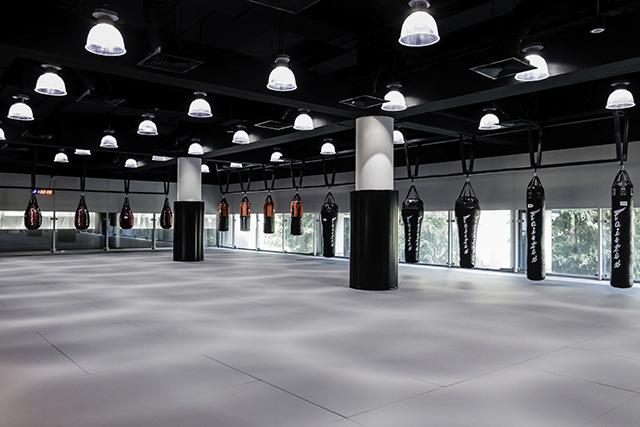 Evolve FES Muay Thai Room