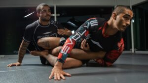 BJJ 101: The Ankle Lock