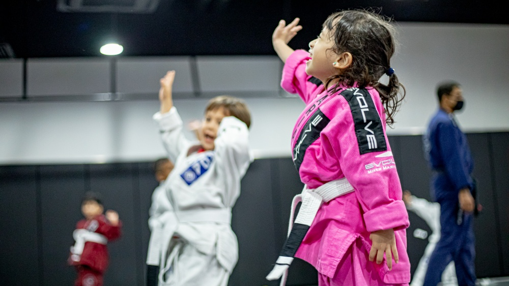 How Kids Can Learn To Be Hardworking Through Martial Arts